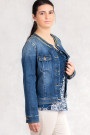 Casual Chic Designer Denim Jacket More By Siste's