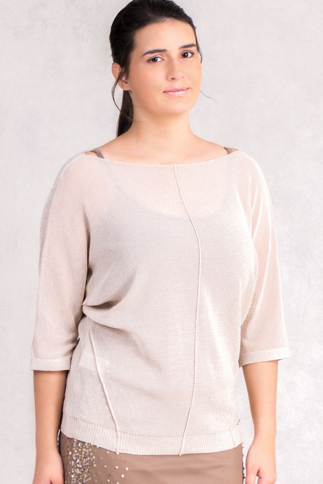 Everyday Elegance Light and Shining Jumper