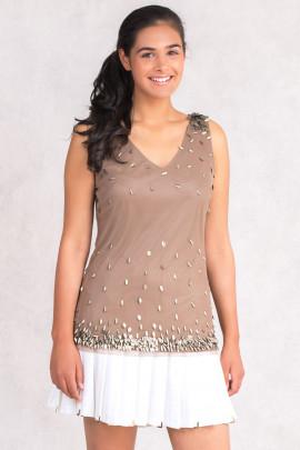 Siste's Sparkling Sequins T-Shirt