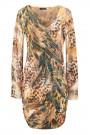 Fairy Dreams Leopard Print Dress