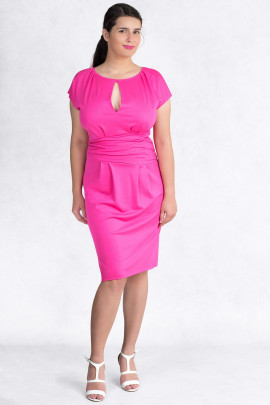 Luck be a Woman Jersey Dress More by Siste's