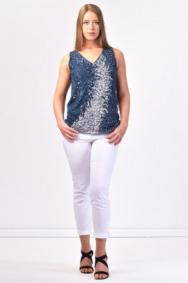 Starfall Sequined Lace Top More by Siste's