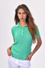 TENAX Yuppie Weekend Green T-shirt