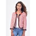 Parisian Style Jacquard Jacket TENAX