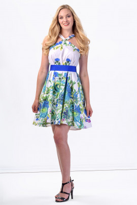 COCONUDA Tropic Blossom Summer Dress