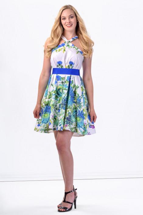 COCONUDA Tropic Blossom Summer Dress