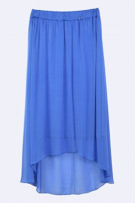 COCONUDA Bright and Weightless Silk Summer Skirt