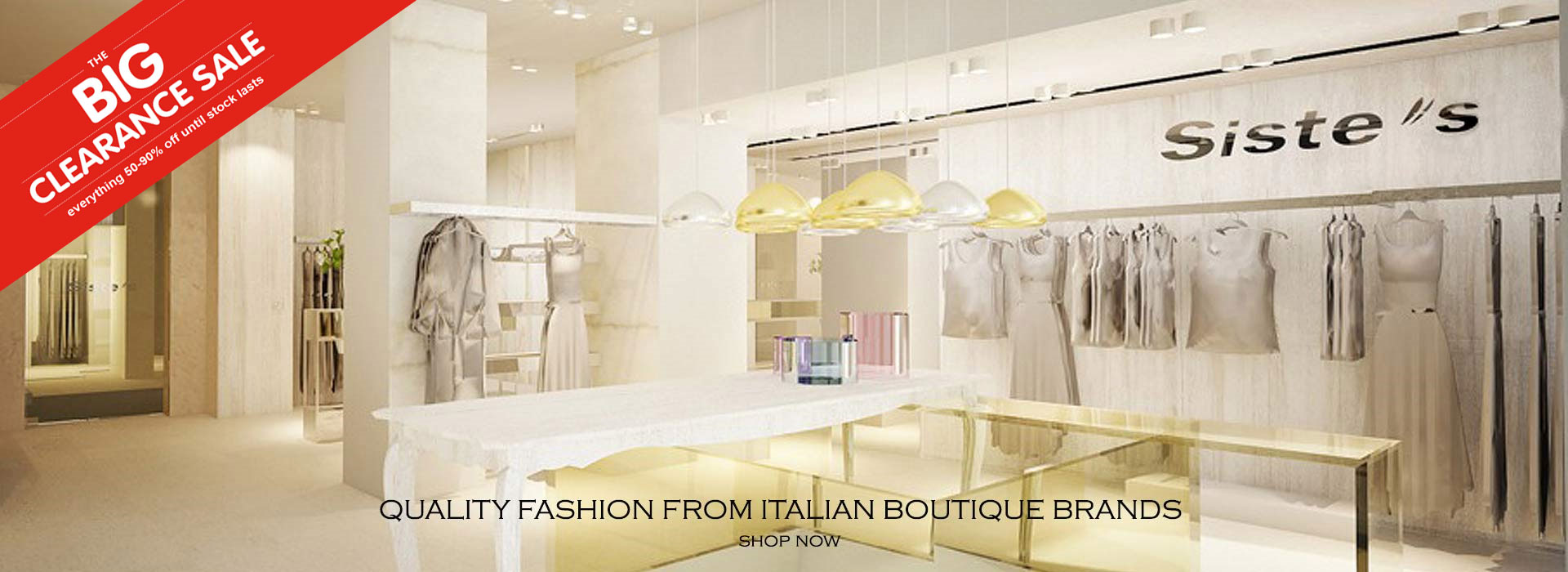 Milano boutique